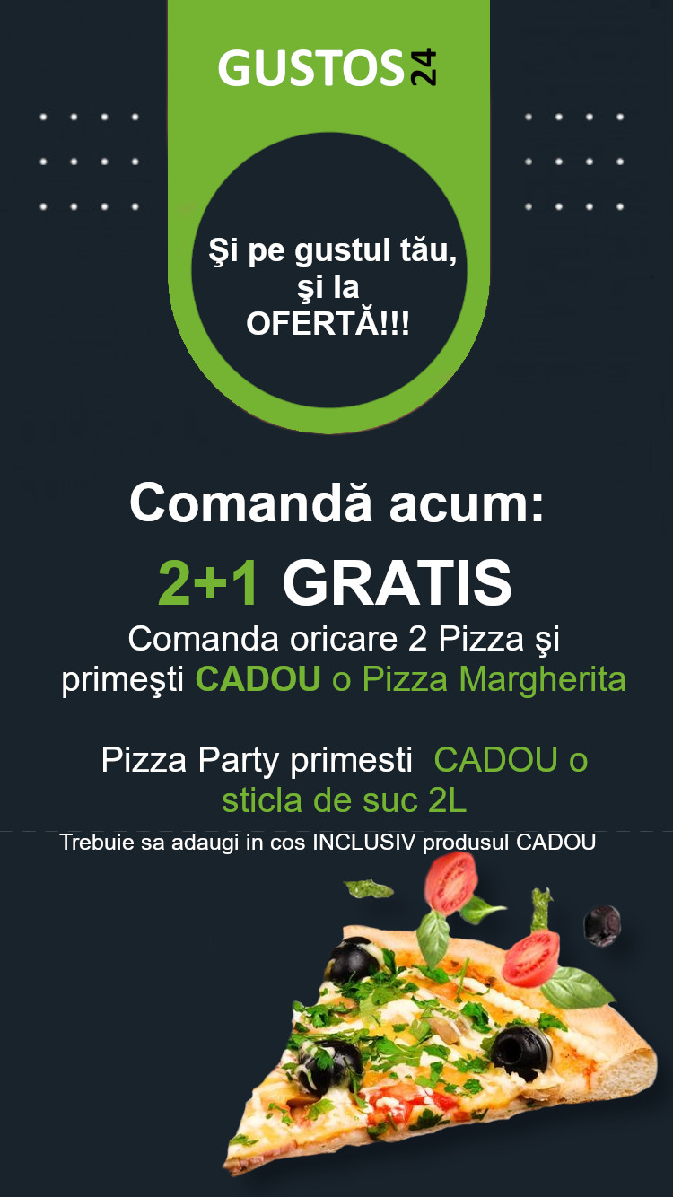 Pizza Doppio Craiova