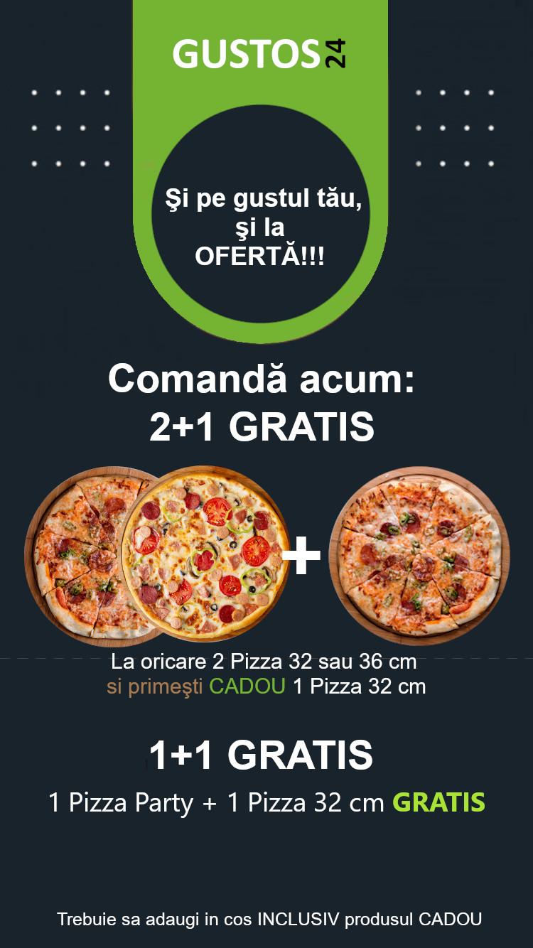 Pizza Marsilia Craiova